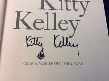 Oprah Winfrey A Biography by Kitty Kelley SIGNED 1st Edition.