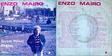 DISCO 45 GIRI   ENZO MAIRO – VORREI VOLARE // REGINA