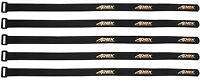 Apex RC Products 20mm X 500mm Lipo Battery / Camera Straps - 5 Pack #3053