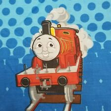 Thomas The Train Flat Sheet Twin Thomas and Friends Bed Bedding Crafts EUC