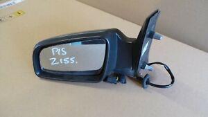 VAUXHALL  ZAFIRA B 2005 TO 2009 MODEL PASSENGER SIDE DOOR MIRROR GRAY Z155