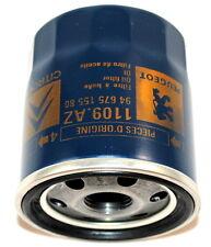 CITROEN C1 PEUGEOT 107 Autentico Filtro olio 1109az