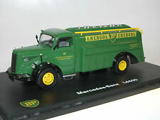Schuco 03004, Mercedes-Benz L 6600 Tankwagen BP ENERGOL, 1/43