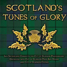 Scotlands Tunes Of Glory ~ BRAND NEW SEALED  CD * SCOTTISH MUSIC *