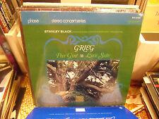 Stanley Black LSO Grieg Peer Gynt Lyric Suite LP EX London Records Phase 4 UK