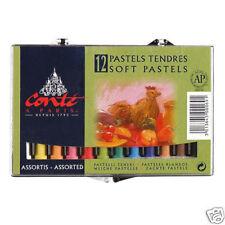 Ensemble pastel doux CONTE - 12 couleurs assorties