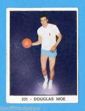CAMPIONI dello SPORT 1966/67-Figurina n.331- MOE - PALLACANESTRO -NEW