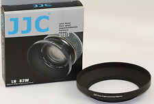 82mm Professional WIDE Hard Metal Lens Hood For Canon 16-35mm zeiss 18mm 21mm