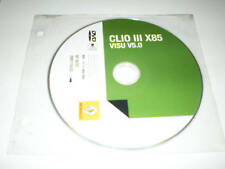 Schematics On CD Renault Clio III - Stand 10/2007