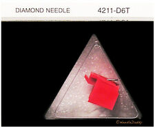 New in box turntable needle for Yamaha P-500 P 500 P500 turntable red
