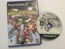 1 x PAL BOXED PLAYSTATION 2 PS2 KIDS GAME KIDZ SPORTS ICE HOCKEY