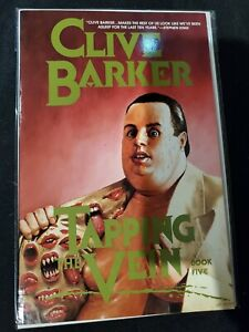Clive Barker Tapping The Vein #5 Eclipse Books 1992