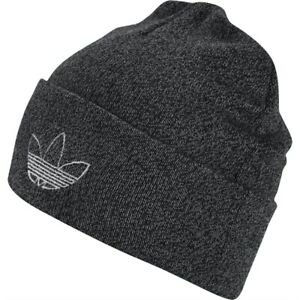 Adidas Adults Unisex Outline Cuff Knit Beanie Hat GD4562