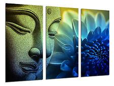 Cuadro Moderno Fotografico Buda Buddha, Relajacion, Relax, Zen, ref. 26357