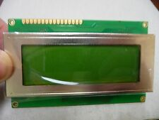 Data Vision LCD Display Module DV20400-S1FBLY  20 Characters / 4 Lines Qty 1 per