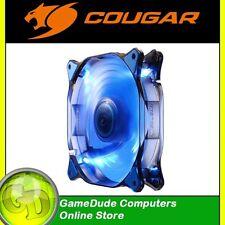 COUGAR 120mm BLUE LED Silent Case Fan 12V Hydraulic Bearing CF-D12HB  [f33]