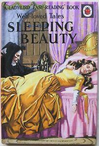 Ladybird Book–Sleeping Beauty–Well Loved Tales Series 606D–2015 Edition–Nr Mint