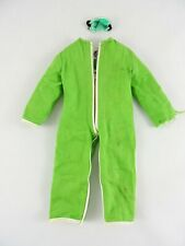 """Radiation Detection jumpsuit & goggles G.I. JOE Adventure Team 12"""" Action Outfit"""