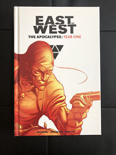East Of West Year One Deluxe HC Hickman / Dragotta hardcover