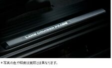 TOYOTA LAND CRUISER PRADO 150 FJ150 LC150 LED DOOR SCUFF SILL PLATE JDM 2013-16