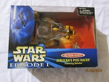 Sebulba's Pod Racer STAR WARS Action Fleet Micro Machines Galoob 1998