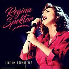 Regina Spektor Live On Soundstage [Bluray] [2017] [DVD]
