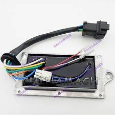 CAT Drive Panel Throttle Motor Assembly 7 Wires for Caterpillar 312C Excavator