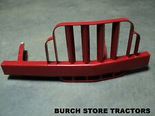 NEW ORIGINAL STYLE ~ Farmall BUMPER w/ MOUNTING BOLTS ~ 140 130 Super A 100 A