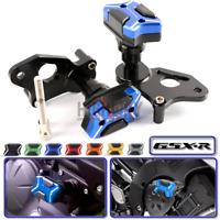 Für SUZUKI GSXR600 750 K6 K8 K11 06-14 Sturzpads Puig Rahmen Protector Crashpad