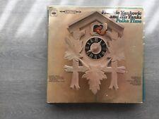 Franky Yankovic-Polka Time Vinyl album