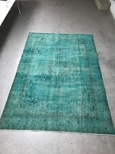 Antique Turkish Carpet,Floor Bohemian Vintage Rug,Handwoven Rug