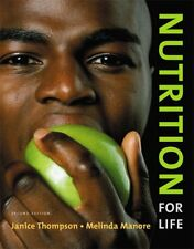 Nutrition for Life (2nd Edition) by Janice J. Thompson, Melinda Manore