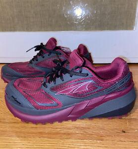 ALTRA AFW1859F Olympus 3 Running Shoe, Raspberry, Women's Size 8 NWT
