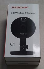 Foscam C1 Indoor HD 720P Wireless IP Camera with Night Vision - New & Sealed !!