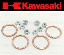 Exhaust Manifold Gasket Repair Set Kawasaki ZX-12R 2002-2006 # ZZR1200 2002-2005