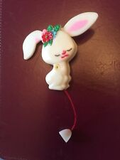 Vintage 1960s Easter Bunny Pin