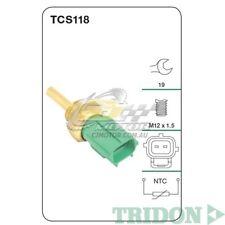 TRIDON COOLANT SENSOR FOR Mazda MX6 01/91-09/97 2.0L, 2.5L(KF, KL, DE)  TCS118