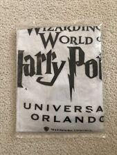 Harry Potter Poncho Raincoat The Wizarding World Universal Studios - New