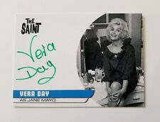 Unstoppable Cards The Saint Series 2 Autograph Card Vera Day VD3