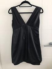 Marc Jacobs Black Backless Dress Size 2