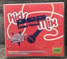 KIDS POP PARTY MIX Abc Kids CD VGC Disc Near Mint FAST FREE POST
