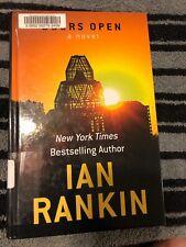 Doors Open by Ian Rankin (2010, Hardcover, Large Type)