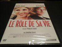 "DVD ""LE ROLE DE SA VIE"" Agnes JAOUI, Karin VIARD, Jonathan ZACCAI"