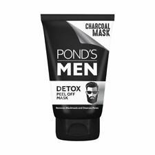 POND'S Men Charcoal Blackhead Removal Detox Peel Off Mask 75 g FS USA and UK