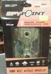 Spypoint Mini-Live 4gv 10mp Cellular Digital Trail Camera