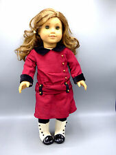 "American Girl LLC Doll Rebecca Rubin 18"" Good Condition"