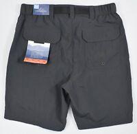 Croft /& Barrow #6782 NEW Men/'s Easy Care Moisture Wicking UPF 15 Cargo Shorts