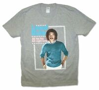 Lionel Richie All The Hits All Night Long Grey T Shirt New Official