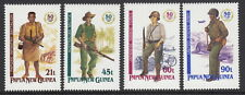 Papua New Guinea 1992 World War II 50th anniversary