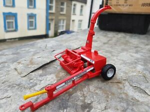 RARE BRITAINS CONVERSION MASSEY FERGUSON MF 610 FORAGE HARVESTER  FOR TRACTOR
